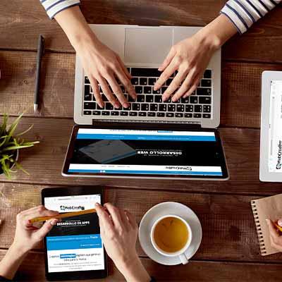 diseño web de pago único